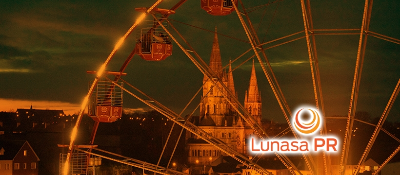 Welcome to Lunasa PR!